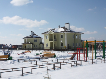 Коттеджный поселок Дубрава у озера